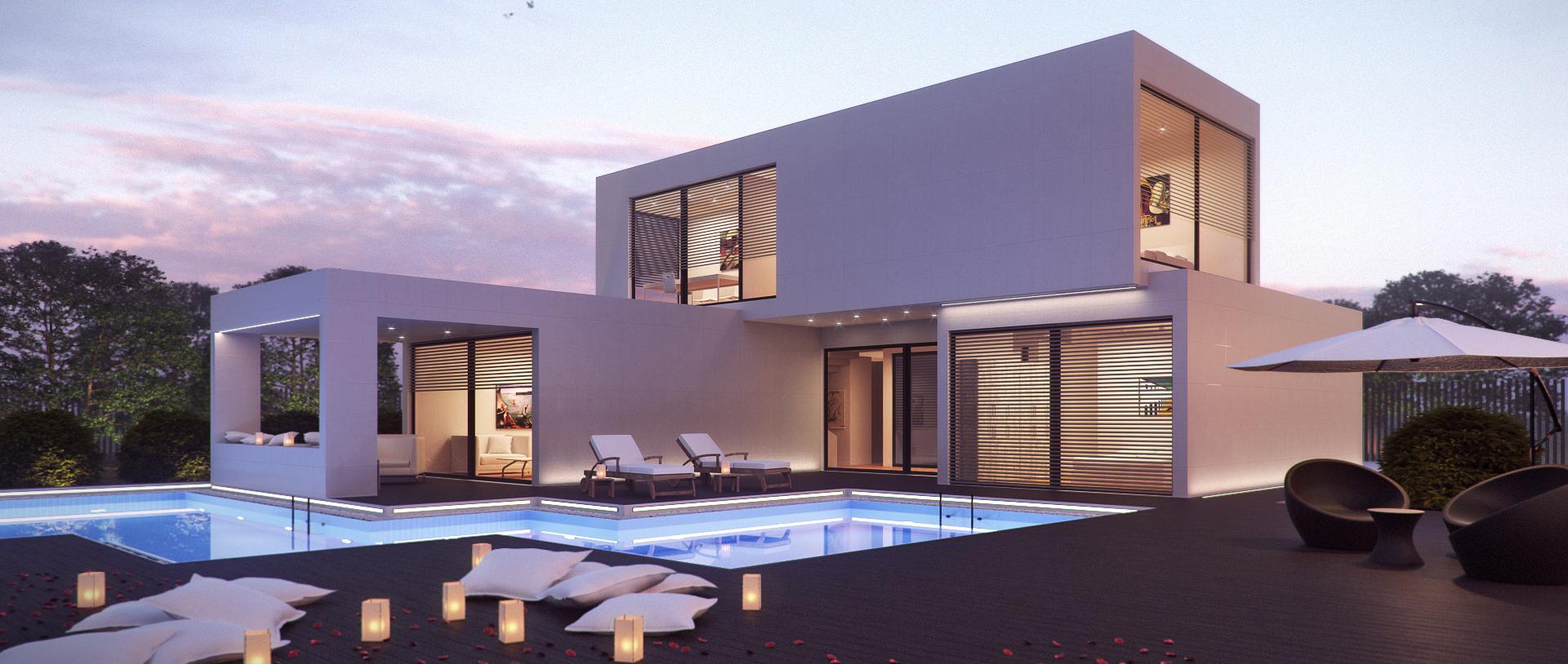 modern house mortgage broker ollive orleans